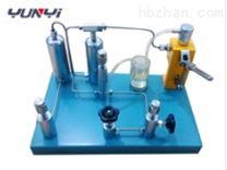 余姚市氧气表压力表两用校验器压力阀校验