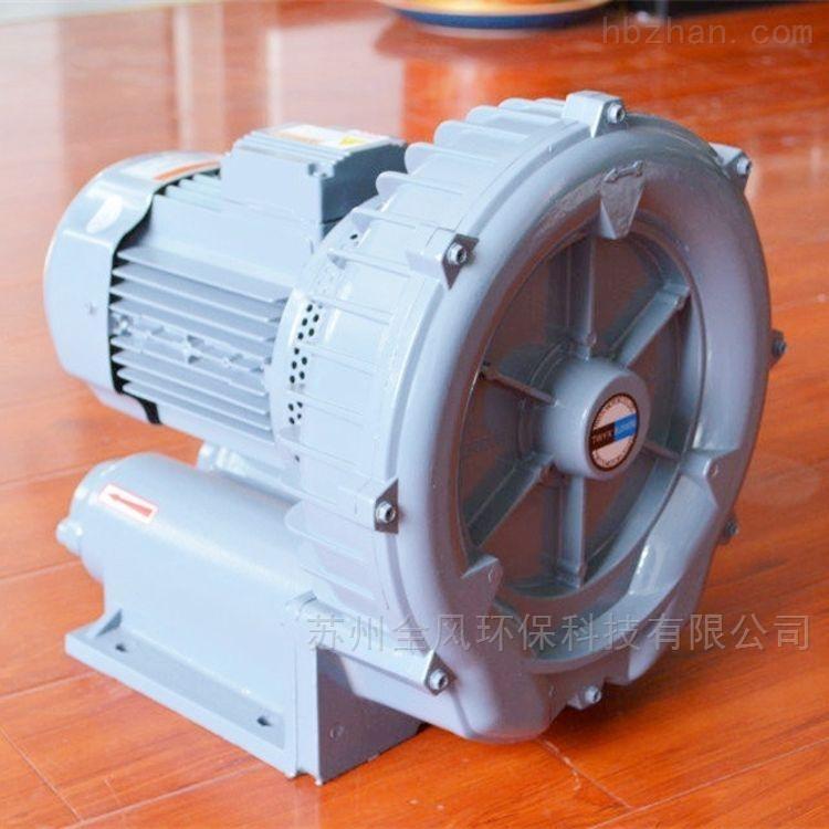 5.5KW耐高温高压风机