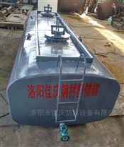 酸碱专用钢衬塑运输罐