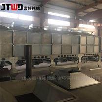 橡胶厂废气处理设备催化燃烧系统工艺流程