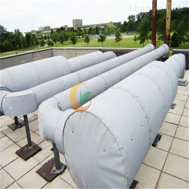 管道保温罩排气歧管隔热罩