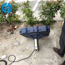 水柱式喷泉曝气机