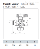 德国Simplex球阀F10637
