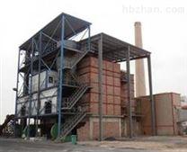 直热式沸腾燃煤热风炉
