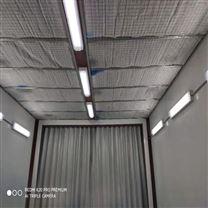 芜湖工业废气地吸式喷漆烤漆房设备