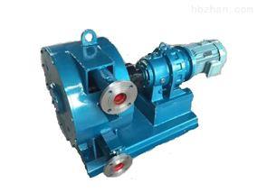 BYNMZ可以反吸的无堵塞高粘度自吸泵
