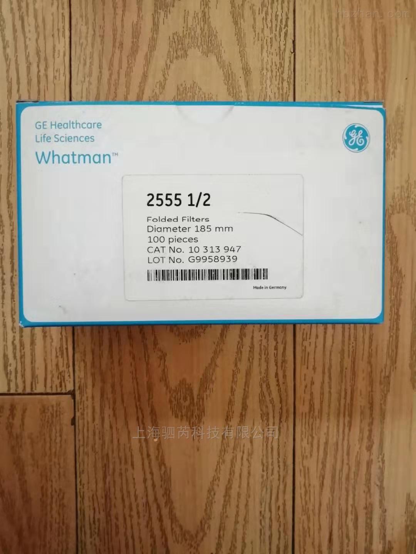 WHATMAN 啤酒二氧化碳麦芽糖过滤纸2555 1/2