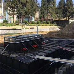 300立方消防增压一体化泵站水池
