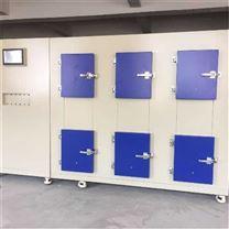 塑胶跑道VOC环境测试舱 塑胶面层试验箱