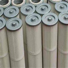 除尘滤芯吊装式除尘滤筒聚酯纤维厂家定做