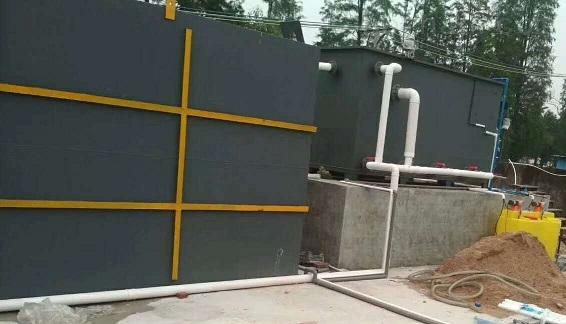 宿舍生活污水处理设备 /全新