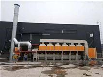 催化燃烧设备喷漆房工业废气处理装置