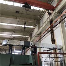 铝合金压铸厂油烟废气处理设备