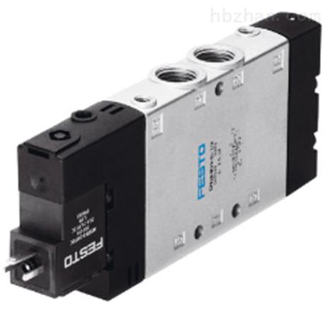FESTO电磁阀CPE18-M1H-5L-1/4技术要点