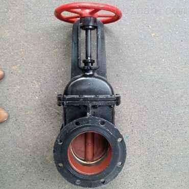 伞齿轮传动明杆楔式闸阀