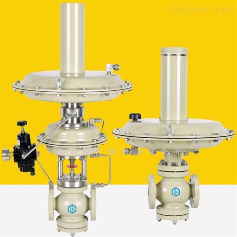 自力式微压减压氮封阀