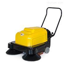 双刷工厂车间水泥地扫灰尘用吸尘扫地机