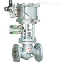 DS/J641H气动水封截止阀