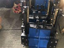 南京MZF型铸铁镶铜闸门