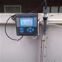 桶裝水消毒專用臭氧在線分析儀進品電極