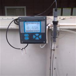 桶装水消毒专用臭氧在线分析仪进品电极
