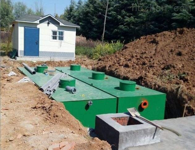 一体化医院废水治理装置选址