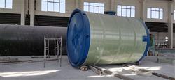 一体化污水提升泵站检查及验收