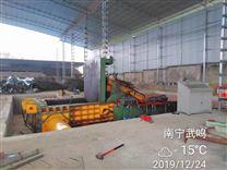 青海大圣博大型废钢打包机1000吨