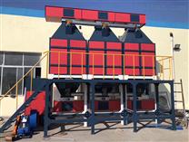 化工车间烟气处理活性炭吸附催化燃烧设备