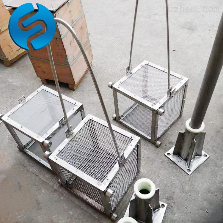 不锈钢电动提篮式格栅