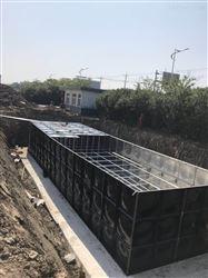 地埋式箱泵一体化选型说明