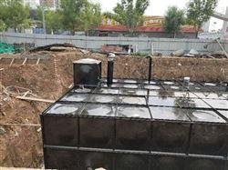 地埋式箱泵一体化给水设备应用