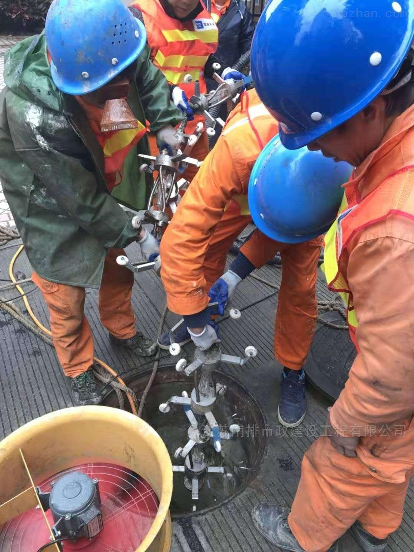 连云港管道原位CIPP紫外光固化修复技术施工