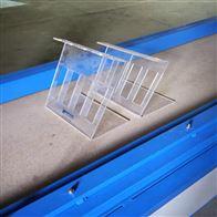雙加熱陽光板折角機 自動定尺折彎機參數