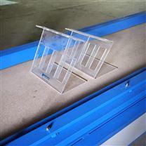加宽加长pvc板折弯机 双面加热折板机厂家
