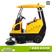 国产电动驾驶式清扫车价格