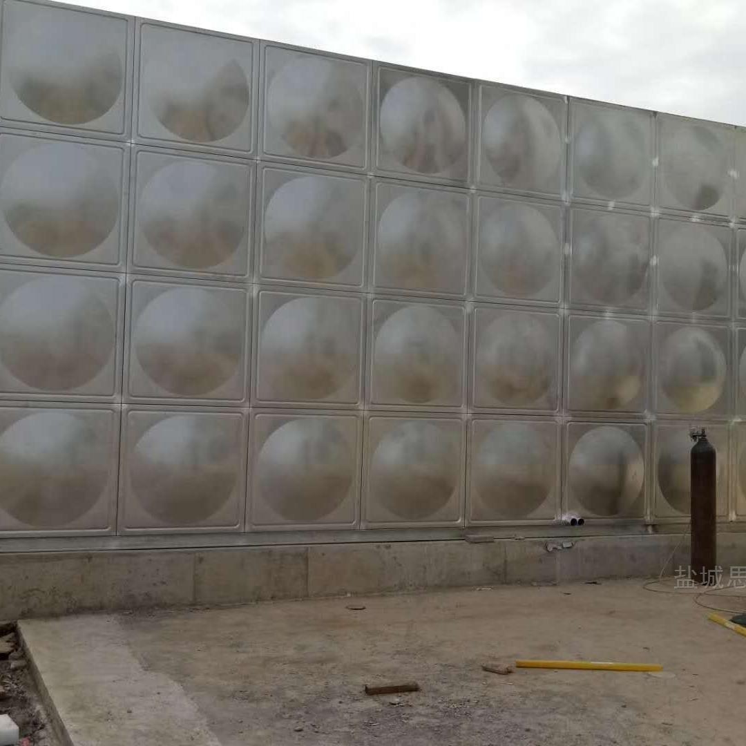 常见的几种不锈钢保温水箱