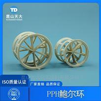 钢铁厂酸再生塔PPH圆形环鲍尔环填料