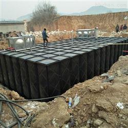 地埋式消防水箱和立式圆柱水箱对比