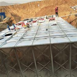 容积650吨地埋式箱泵一体化方案