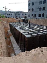 地埋式箱泵一体化消防水箱系统说明