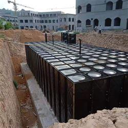 地上式箱泵一体化消防稳压泵站
