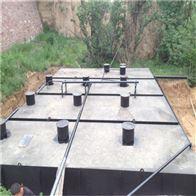 四川80噸每天生活污水處理設備