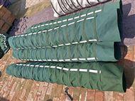 水泥帆布输送伸缩式布袋直销