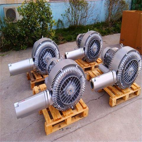 双叶轮4KW高压鼓风机现货直销