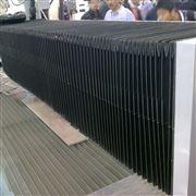 河北升降平台防阻燃伸缩风琴防护罩