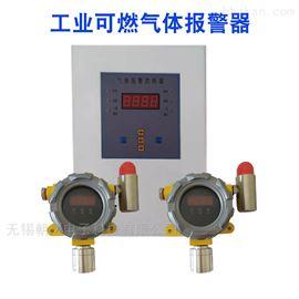 CHD-KRD-2000油漆有毒甲烷氢气氨气可燃气体探测报警器