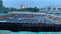 抗浮式箱泵一体化地埋消防大模块水箱
