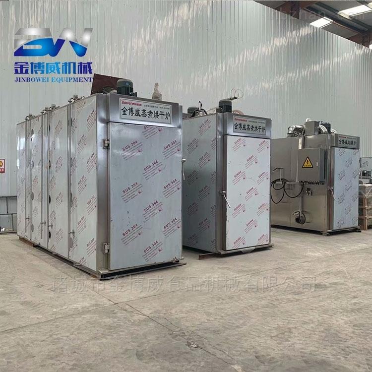 金博威生产成套控温控时蒸箱