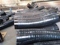 江都市3pe涂覆防腐X52螺旋钢管生产厂家